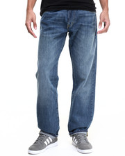 Jeans - Core True Straight Denim Jeans