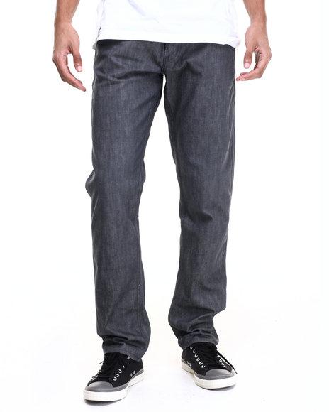 Ur-ID 224344 LRG - Men Grey Core True Tappered Denim Jeans