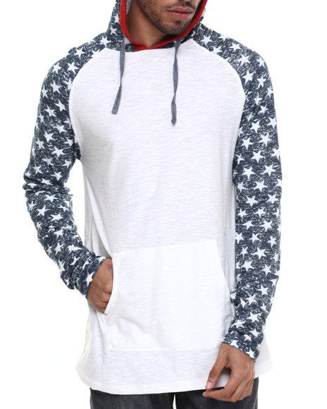 Ur-ID 224346 Buyers Picks - Men Off White Star Hoodie