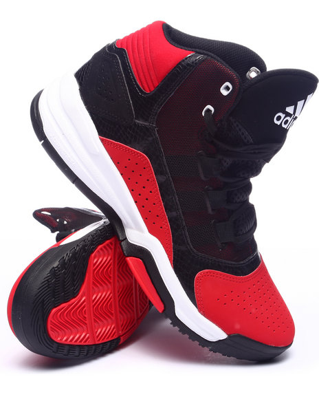 Adidas - Men Black Amplify Hi
