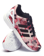 Girls - ZX Flux Hibiscus K Sneakers (3.5-7)