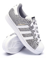 Boys - Superstar Reflective Snake K Sneakers (3.5-7)