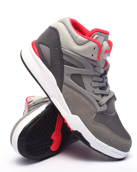 Ur-ID 224378 Reebok - Men Grey Pump Omni Lite F P