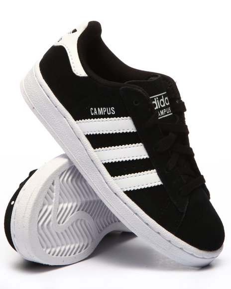 Adidas Boys Campus C Sneakers (113) Black 11 Youth