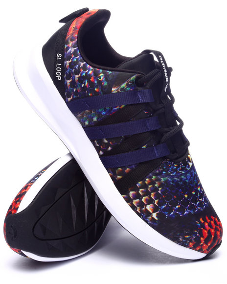 Adidas - Men Black S L Loop Racer Photoprint - $63.99