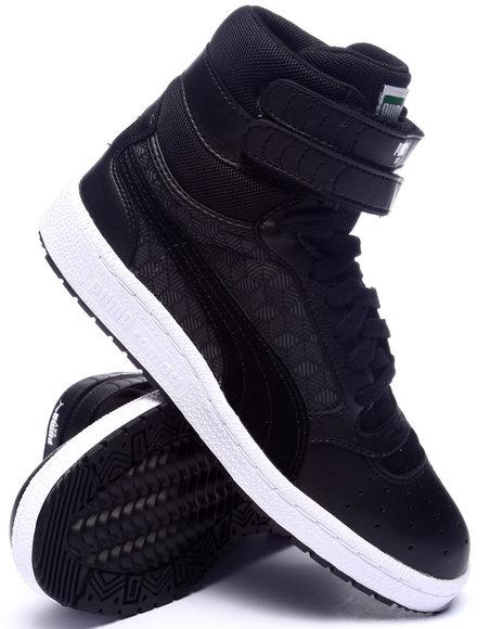 Ur-ID 224379 Puma - Women Black Sky Ii Lace Mid 3D Sneakers