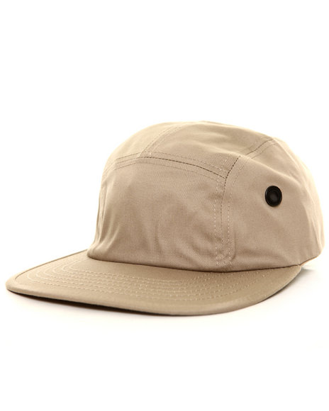 Ur-ID 224401 Rothco - Men Khaki Rothco 5 Panel Military Street Cap Khaki by Rothco