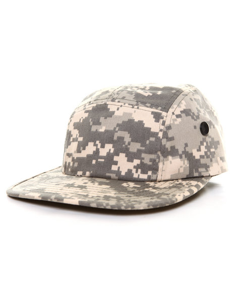 Ur-ID 224402 Rothco - Men ACU Digital Camo Rothco 5 Panel Military Street Cap Acu Digital Camo by Rothco