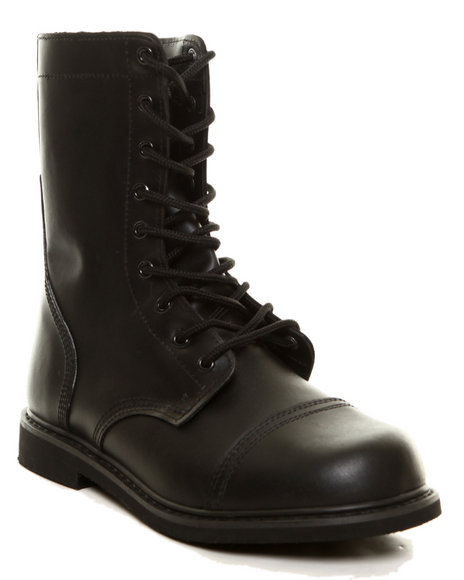Ur-ID 224405 Rothco - Men Black Rothco G.I. Type Combat Boot