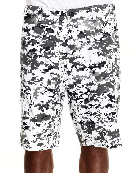 Ur-ID 224412 Rothco - Men City Digital Camo Rothco Camo Bdu Shorts by Rothco