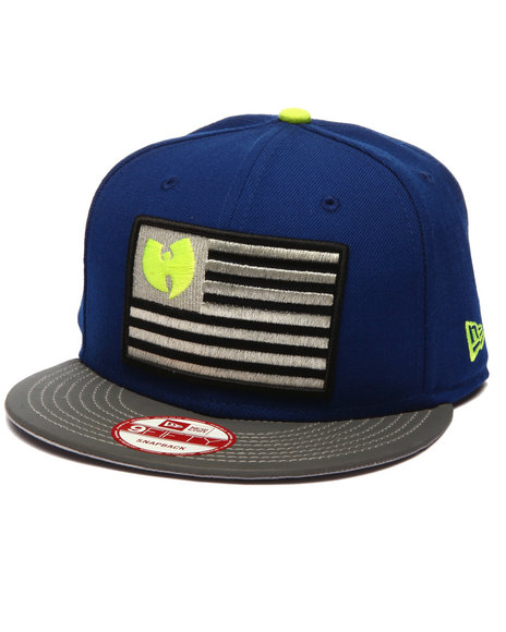 Ur-ID 224270 New Era - Men Blue Flagz Edition 950 Snapback Hat