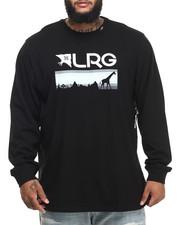 Men - Astro L/S T-Shirt (B&T)