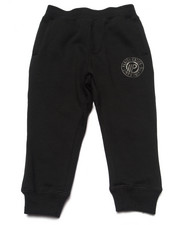 Boys - NEOPRENE POCKET FLEECE JOGGERS (2T-4T)