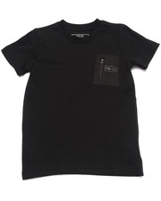 Boys - NEOPRENE POCKET TEE (4-7)