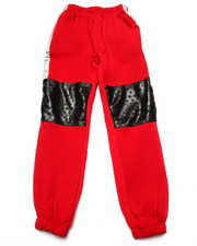 Sweatpants - LUXE PANEL JOGGERS (8-20)