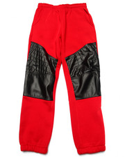 Sizes 8-20 - Big Kids - LUXE PANEL JOGGERS (8-20)