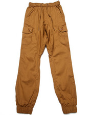 Sizes 8-20 - Big Kids - CARGO TWILL JOGGERS (8-20)