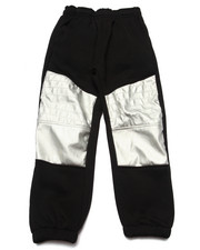 Bottoms - METALLIC JOGGERS (4-7)