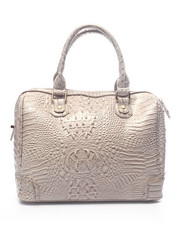"Women - Pink Haley ""Baily Patent"" Satchel"