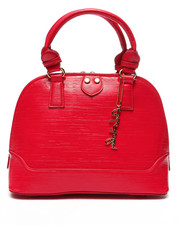 "Women - Pink Haley ""Sally"" Patent Satchel"