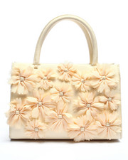 "Women - Pink Haley ""Trina Flower"" Tote Small"
