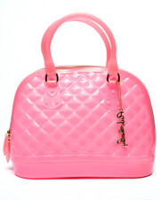 Women - Pink Haley Jelly Candy Satchel