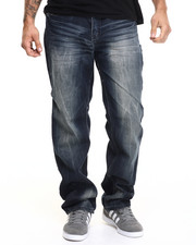 Basic Essentials - Chams Washed Denim Jeans