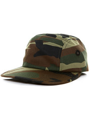 5-Panel/Camper - Rothco 5 Panel Military Street Cap Woodland Camo