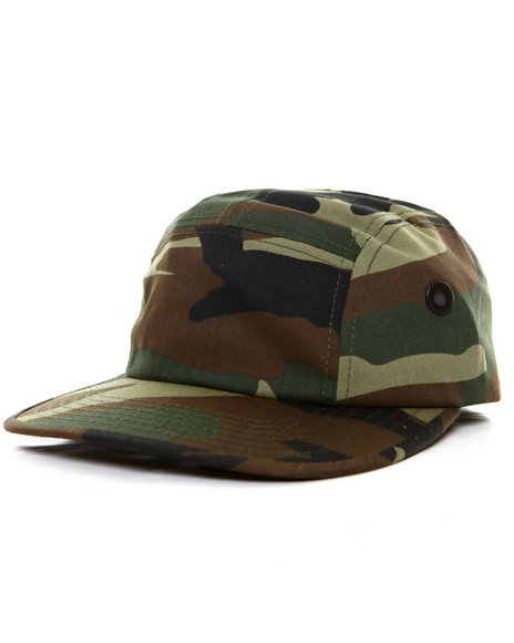 Ur-ID 224403 Rothco - Men Woodland Camo Rothco 5 Panel Military Street Cap Woodland Camo by Rothco