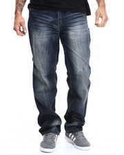 Jeans - Chams Washed Denim Jeans
