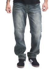 Basic Essentials - Streaky Vintage - Wash Denim Jeans