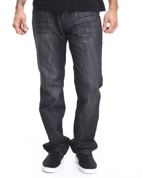Basic Essentials Charcoal Jeans
