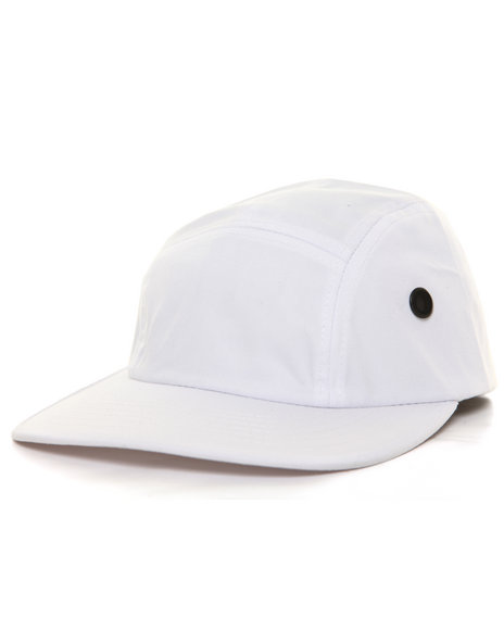 Rothco Men Rothco 5 Panel Military Street Cap White White