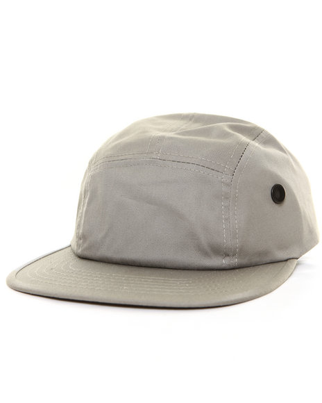 Rothco Men Rothco 5 Panel Military Street Cap Grey Grey