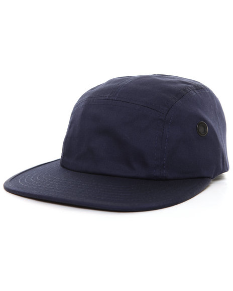 Rothco Men Rothco 5 Panel Military Street Cap Blue Navy