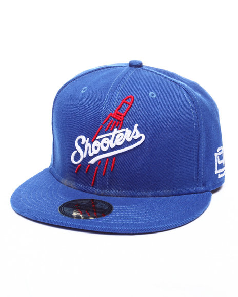 Dnine Reserve Men Major League Shooters Snapback Blue