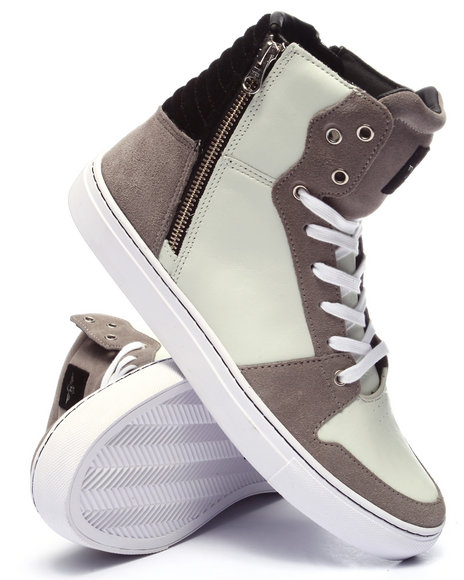 Creative Recreation - Men White Adonis High Top Sneaker