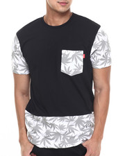 Asphalt Yacht Club - AYC x Snoop Dogg Lit Pocket Tee