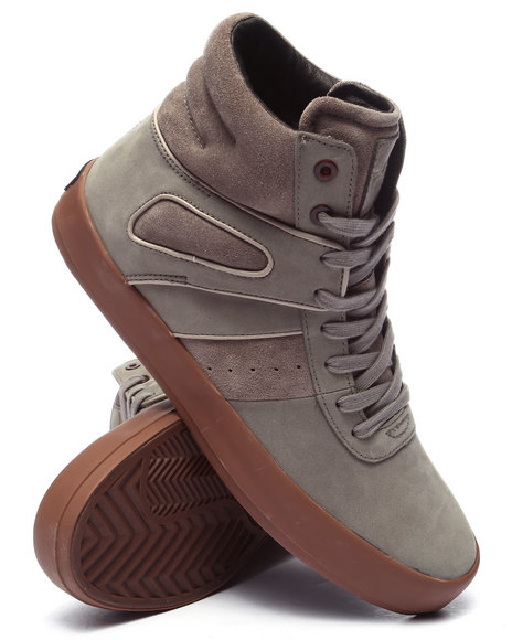 Creative Recreation - Men Grey Moretti High Top Sneaker