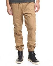 Men - Fashion Twill Joggers