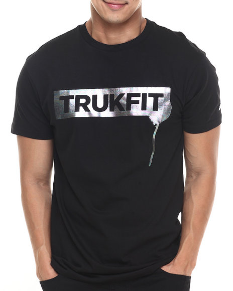 Trukfit Black T-Shirts