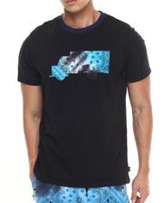 Men - TYE Dye Bandana Logo T-Shirt