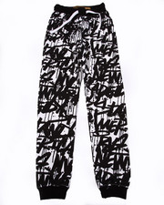 Sizes 8-20 - Big Kids - GRAFFITI JOGGERS (8-20)