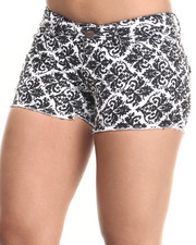 Basic Essentials - All Over Print Shorts
