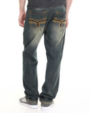 Men - Streaky Vintage - Wash Denim Jeans