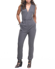 Fashion Lab - Wrap Love Jumpsuit
