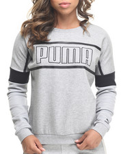 Women - Matte & Shine Crew Neck