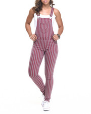 Women - Jeggi All Striped Overall