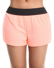 Fashion Lab - Coral Rain Short