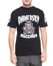 Men - DEATH RSRV RECORDS TEE